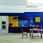 Una cucina dai 5 concept differenti: Elegant, Young, Colors, Gold, Dark
