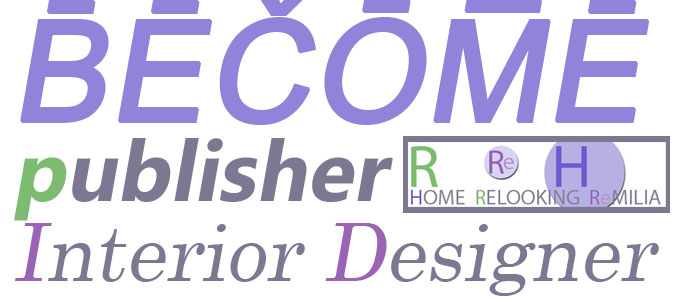 Become Publisher If you are Interior Designer