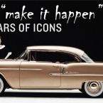 """Make it Happen"": le mitiche Chevrolet"