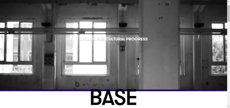 "A Milano nasce ""Base. A place for cultural progress"" negli spazi dell'Ex Ansaldo"