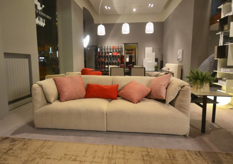 Le novità firmate MY home collection presso lo showroom TURRI di Milano