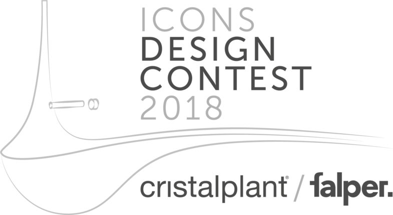 Icons Design Contest: parte la X edizione del Cristalplant Design Contest in collaborazione con Falper