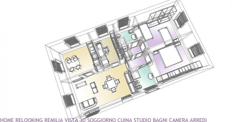 Progetti progetto del personal shopper per il rinnovo for Arredamento casa completo ikea