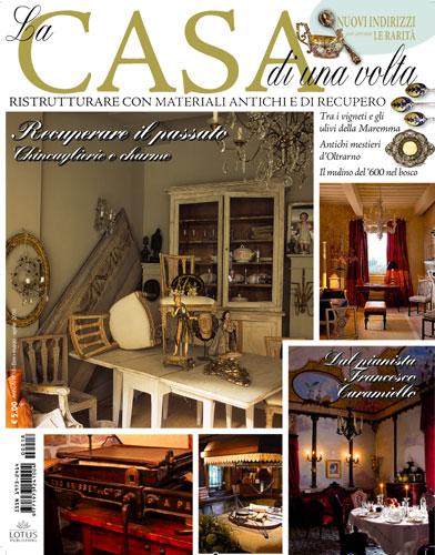 Ristrutturazione casa di una volta la rivista di for Riviste di case